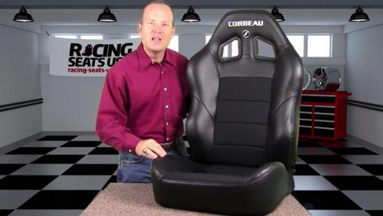Corbeau Baja XRS Racing Seat