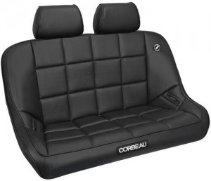 Corbeau Baja Bench Seat for Side-By-Side UTV