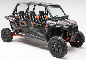 Polaris RZR with Corbeau SXS Pro Seats