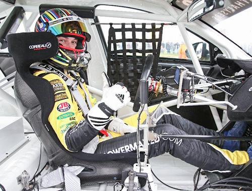 Corbeau Predator Racing Seat