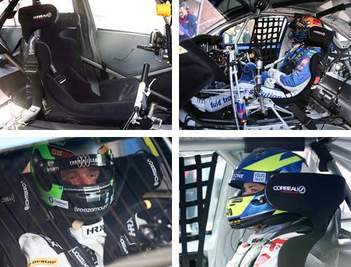 Corbeau Predator Racing Seat Images
