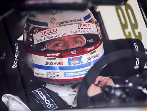 Jason Plato Endorses Corbeau Predator Racing Seat